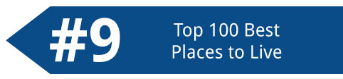 top 100 best places to live