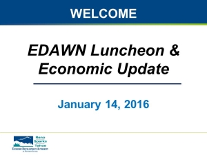 2016 Economic Report EDAWN
